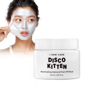 Silver Diamond Peel Off Face Mask