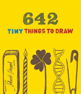 book of things to draw