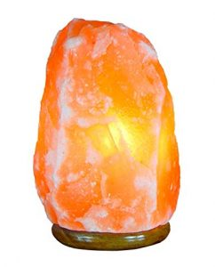Himalayan rock salt lamp as a white elephant gift under $30