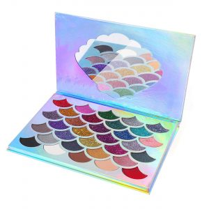 mermaid eyeshadow kit