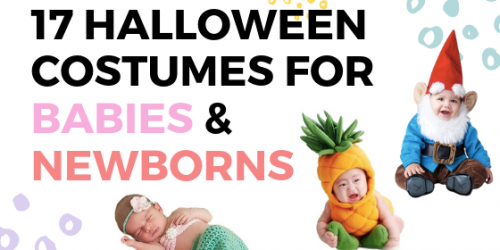 Halloween Costumes for Babies and Newborns
