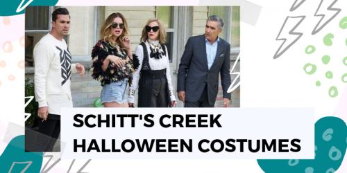 Schitt's Creek Halloween Costumes