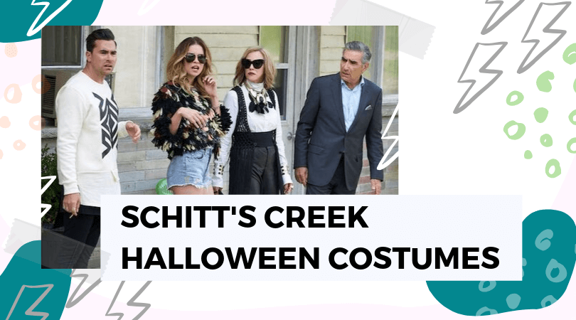 Schitt's Creek Halloween Costumes