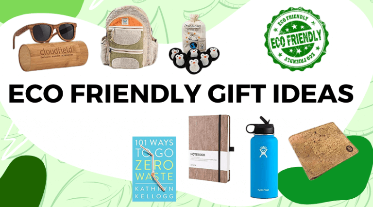 Eco Friendly Gifts You Can Feel Good About Giving