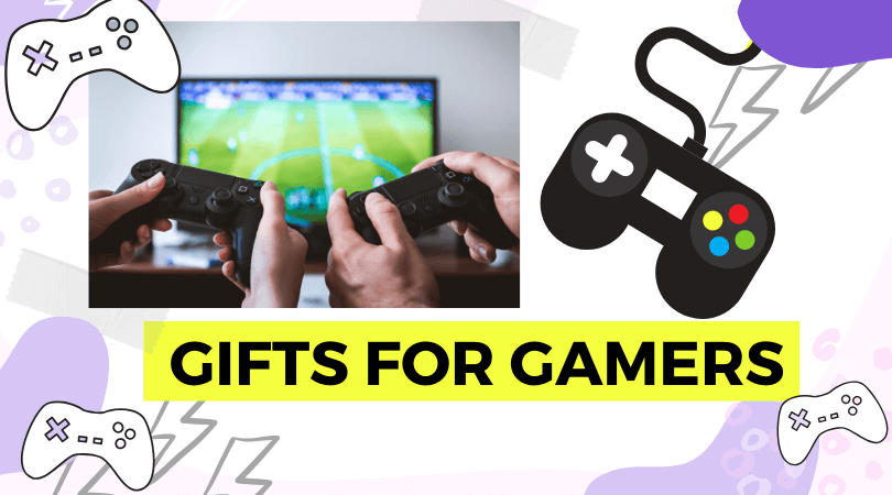 Gift Ideas For Gamers and Video Game Lovers