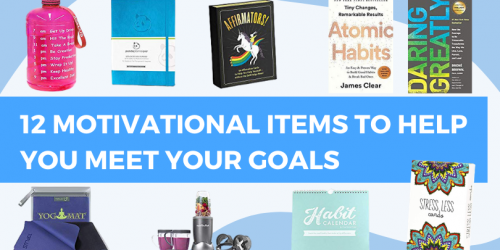 12 Motivational Gifts to Help People Achieve Their Goals