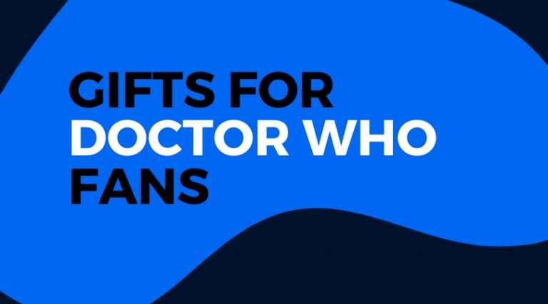 11  Memorable Gifts for Doctor Who Fans