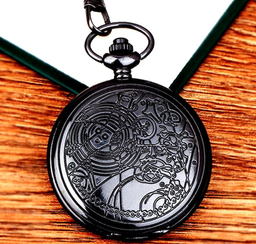 Doctor Who Vintage Pocket Watch