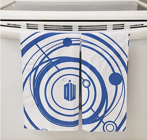 Doctor Who Kitchen Towels