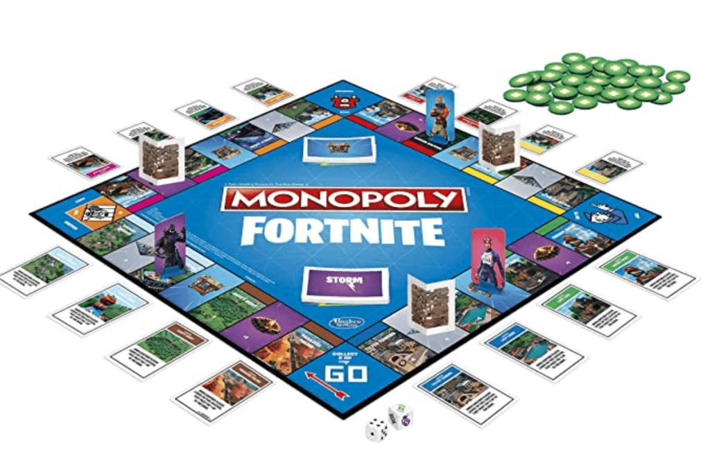 fornite monopoly