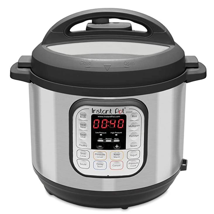 Instant Pot for Vegan Cooking