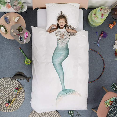 mermaid comforter
