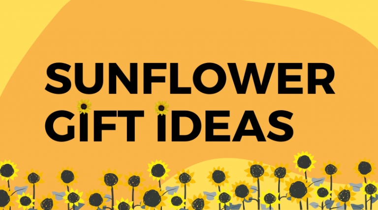 17 Sunflower Gifts to Brighten Anyone's Day