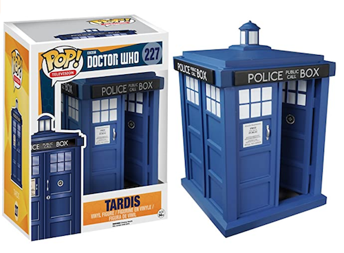 Doctor Who Tardis Funko Pop