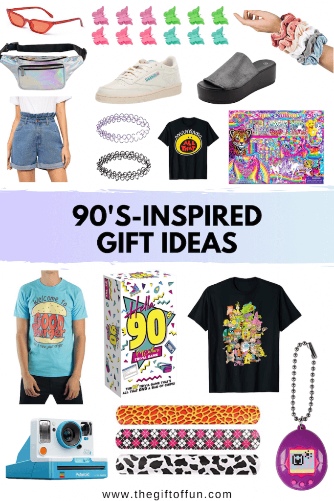 The Ultimate '90s Gift Guide