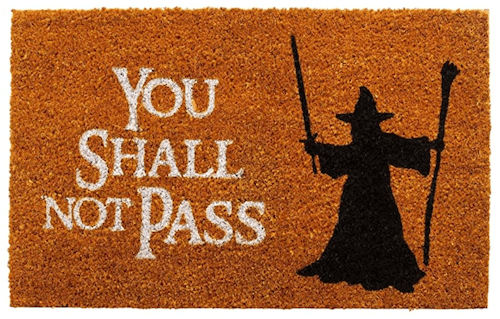 Lord of the Rings Mat