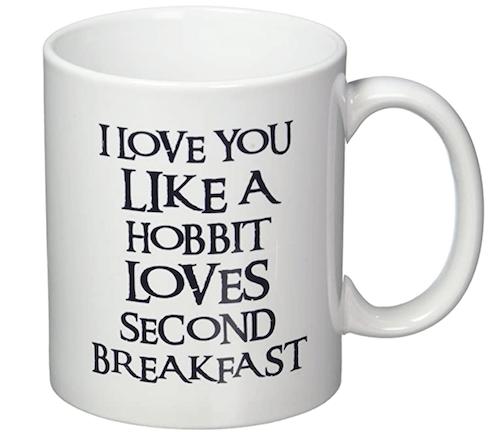 Lord of the Rings Mug