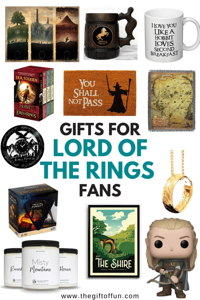 Lord of the Rings Gift Guides