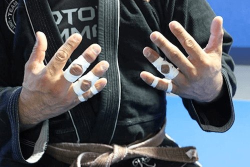 Jiu Jitsu Finger Tape