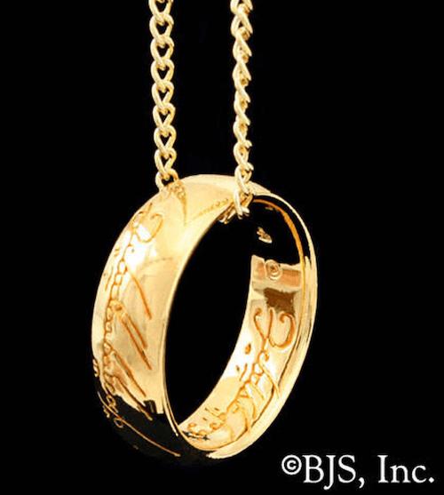 Gollum necklace