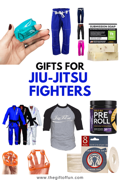 The Ultimate Jiu Jitsu Gift Guide