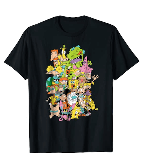 90s Nickelodeon Shirt