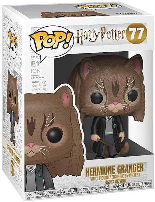 Hermione Granger as a Cat