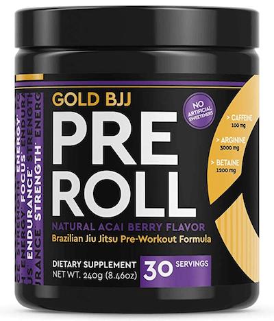 BJJ Pre Roll