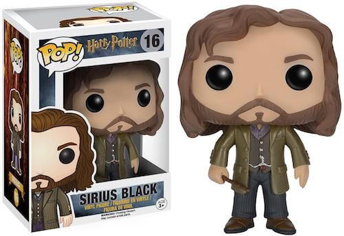 Sirius Black Funko Pop