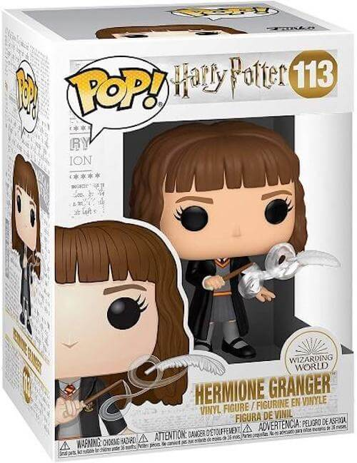 Hermione Feather Funko Pop