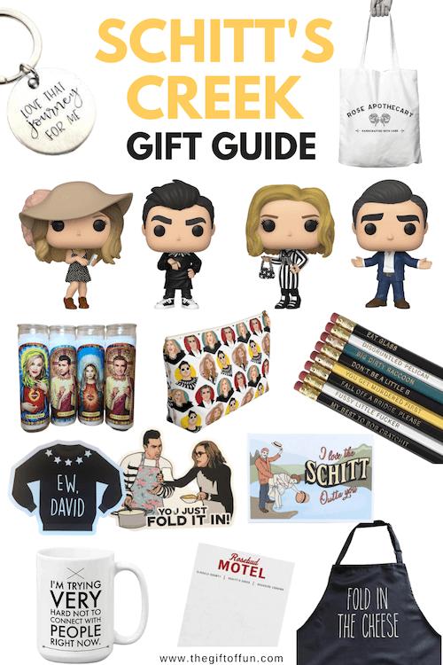 The Ultimate Schitt's Creek Gift Guide