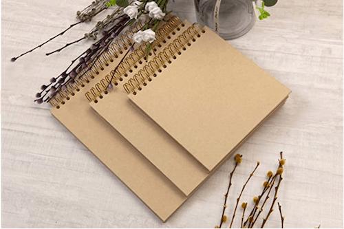 Blank Scrapbooks