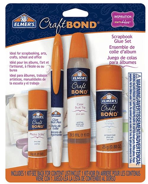 Craft Bond Glue for Scrapbooking