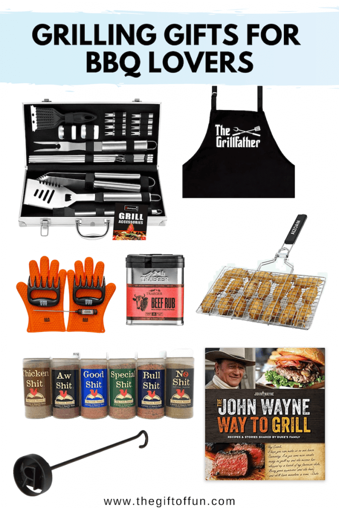 The Ultimate Gift Guide for BBQ and Grill Lovers