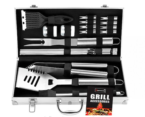 The Ultimate Grilling Set