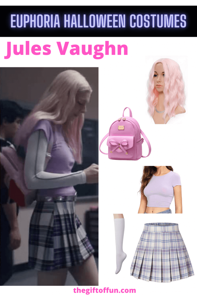 Euphoria Inspired Outfits and Halloween Costumes