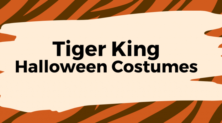Tiger King Halloween Costumes for a Wild Halloween