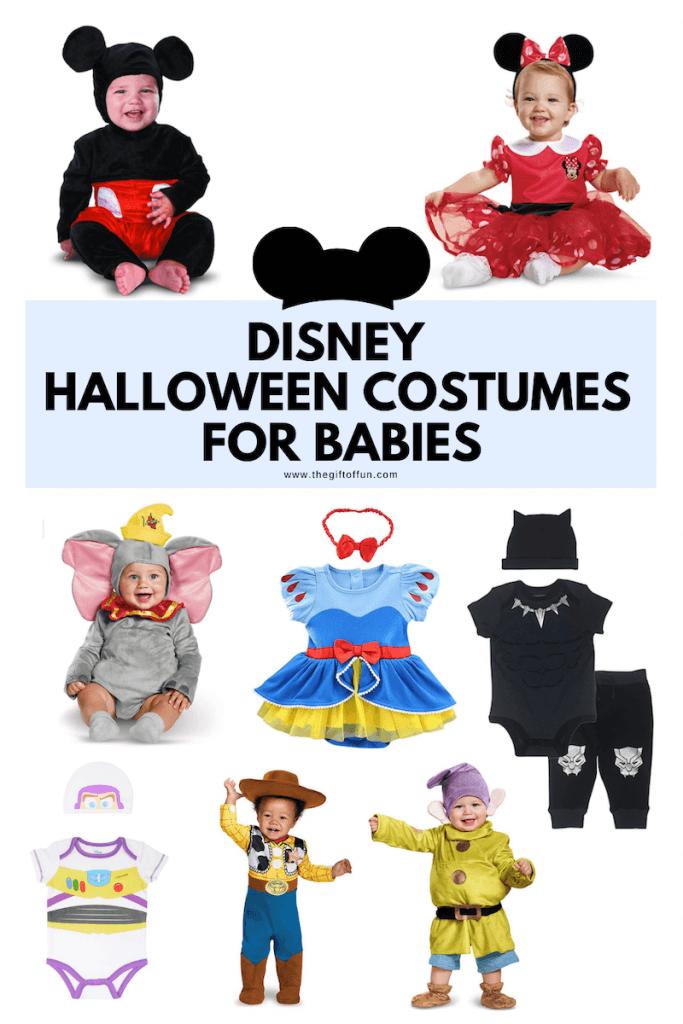 Disney Halloween Costumes for Babies