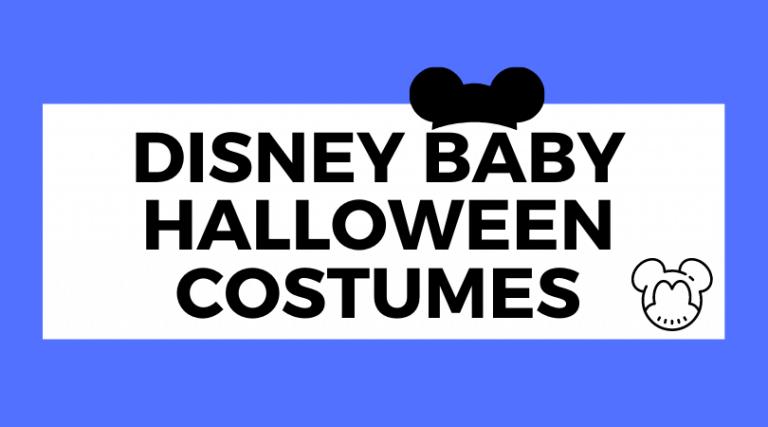 Halloween Costume Ideas For Disney Babies