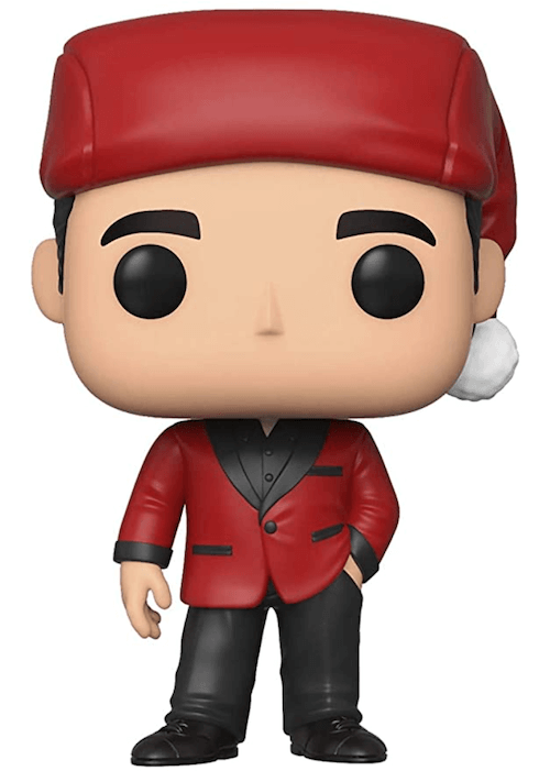 Classy Santa - The Office Funko! Pop