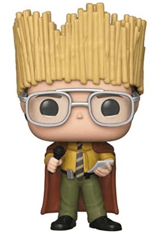 Dwight as the Hay King - The Office Funko! Pop
