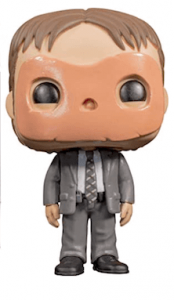 Dwights Mask - The Office Funko! Pop