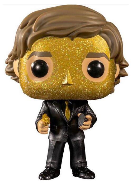 Jim Halpert as Goldenface - The Office Funko! Pop