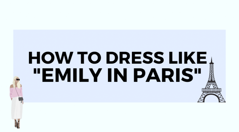 How to Dress Like Emily in Paris on a Budget