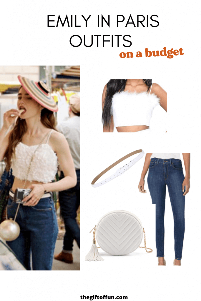 Emily In Paris Outfits (on a budget)