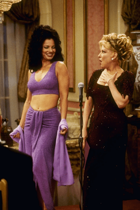 The Nanny Outfits